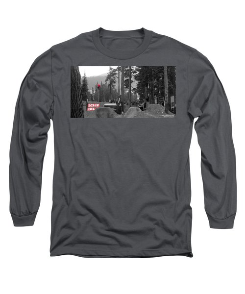 Whipoff In Red Long Sleeve T-Shirt