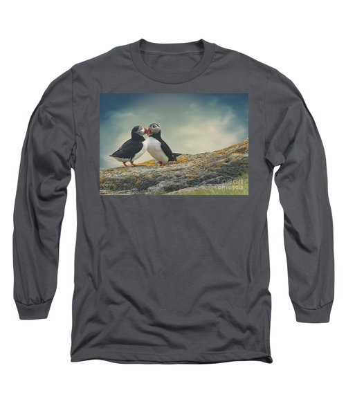 Whispered Secrets Long Sleeve T-Shirt
