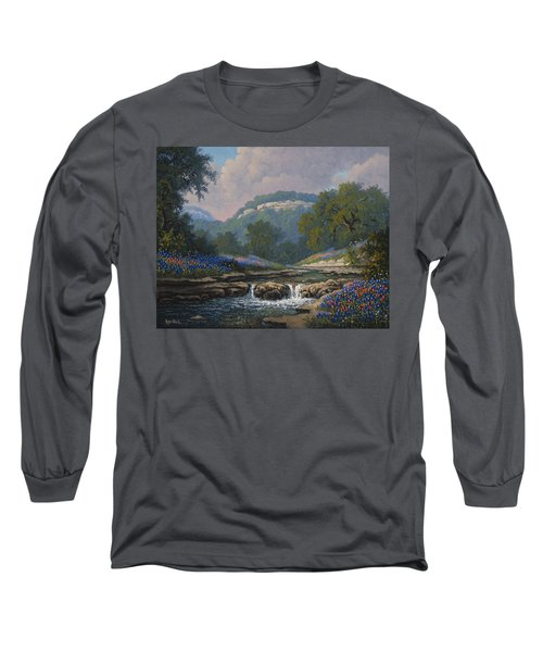 Whispering Creek Long Sleeve T-Shirt