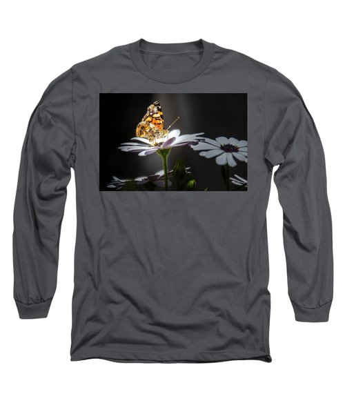 Whispering Wings II Long Sleeve T-Shirt by Mark Dunton