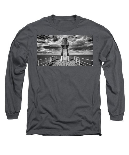 Whitby Pier Long Sleeve T-Shirt