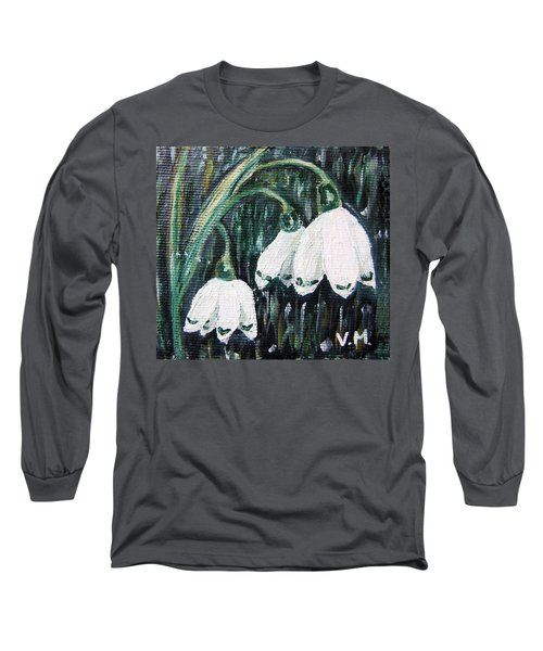 White Bells Long Sleeve T-Shirt