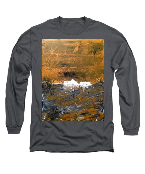 White Buildings No.1 Long Sleeve T-Shirt