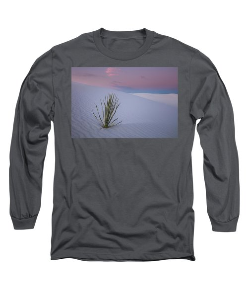 White Dunes Long Sleeve T-Shirt