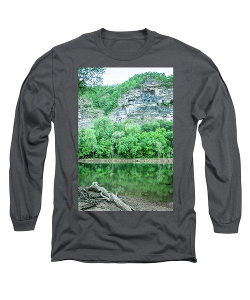 White River, Arkansas 4 Long Sleeve T-Shirt