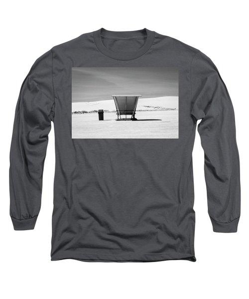 White Sands National Monument #10 Long Sleeve T-Shirt