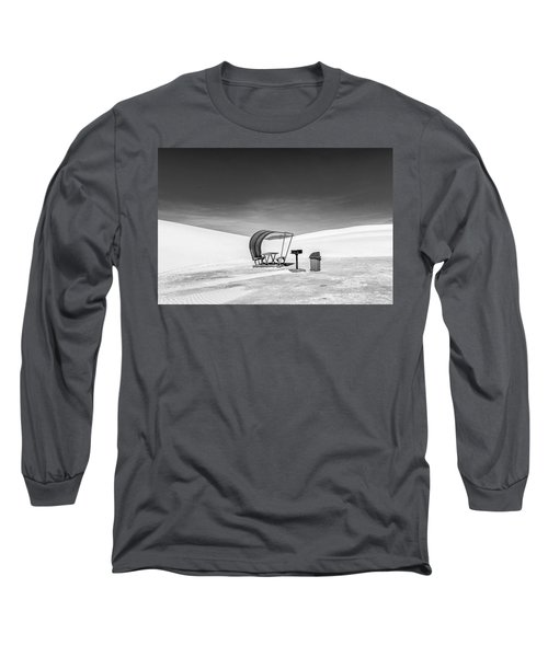 White Sands National Monument #8 Long Sleeve T-Shirt
