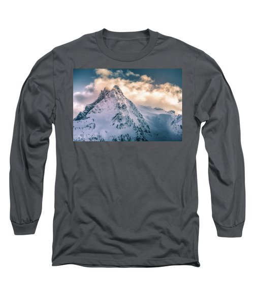 Whitehorse Clouds Long Sleeve T-Shirt