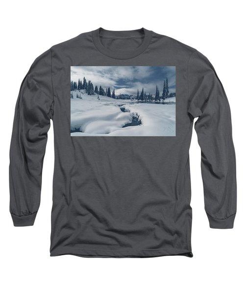 Whiteout Long Sleeve T-Shirt