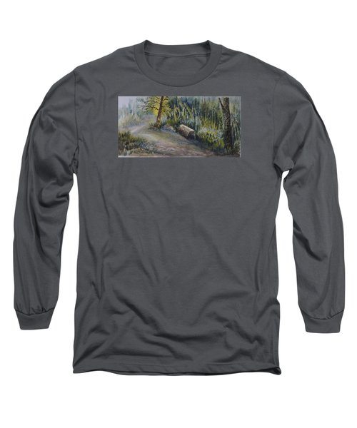 Whiteshell Trail Long Sleeve T-Shirt