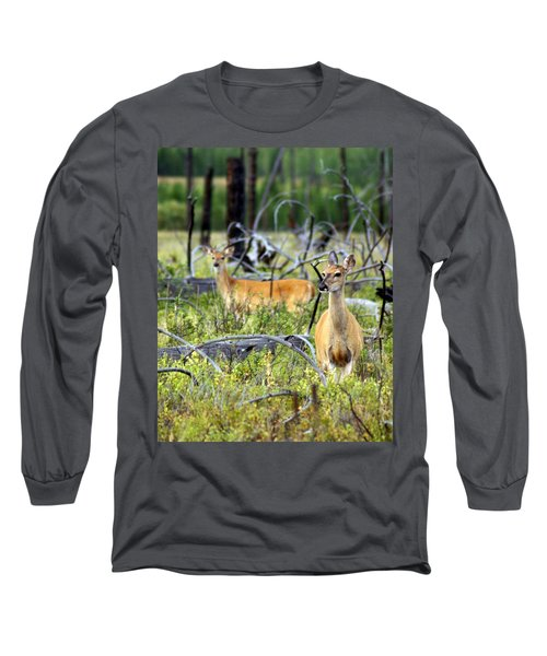 Whitetails Long Sleeve T-Shirt