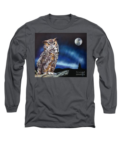 Who Doesn't Love The Night Long Sleeve T-Shirt