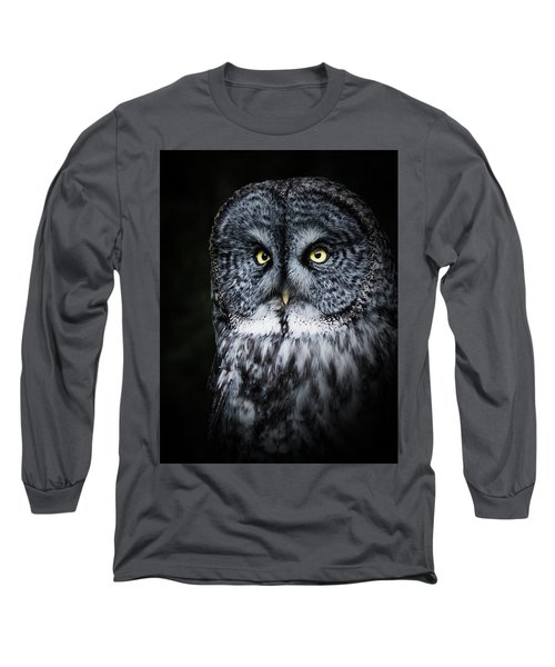 Whooo Are You Looking At? Long Sleeve T-Shirt