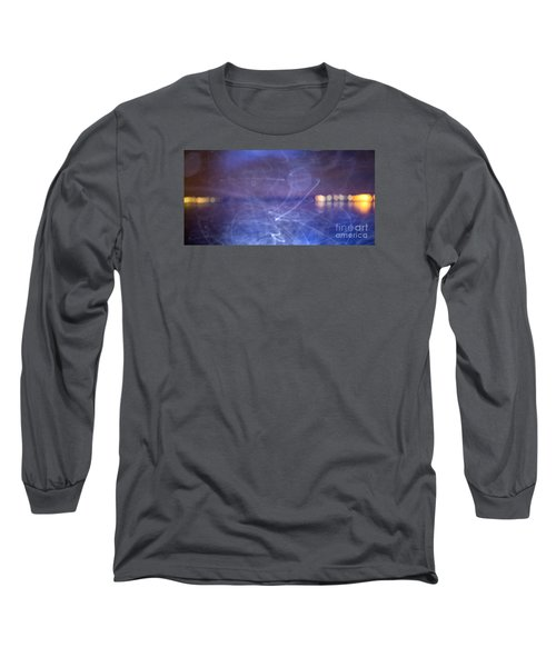 Whoosh Of Mosquitoes In The Night Long Sleeve T-Shirt by Odon Czintos