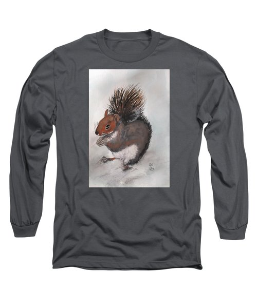 Who's Had Me Nuts Long Sleeve T-Shirt