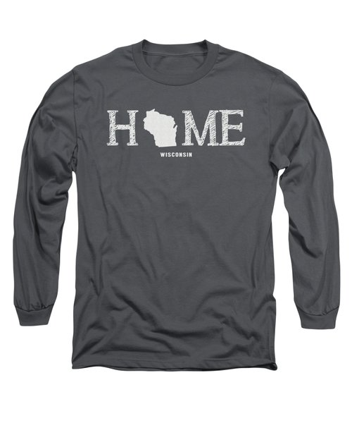 Wi Home Long Sleeve T-Shirt by Nancy Ingersoll