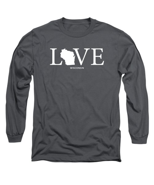 Wi Love Long Sleeve T-Shirt by Nancy Ingersoll