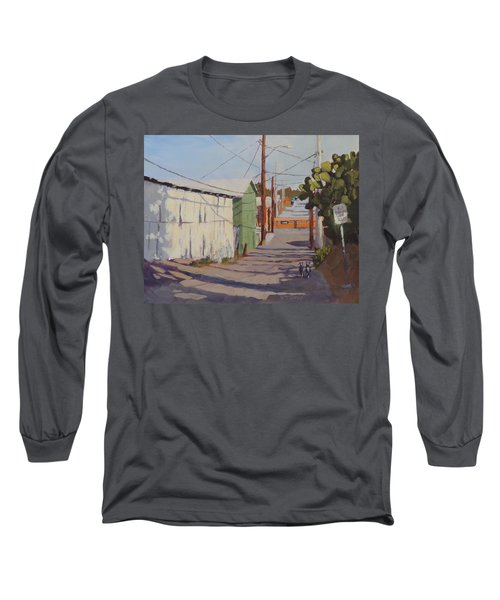 Wickenburg Alley Cats Long Sleeve T-Shirt