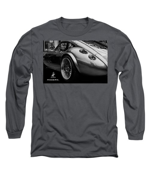 Wiesmann Mf4 Sports Car Long Sleeve T-Shirt