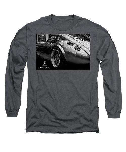 Wiesmann Mf4 Sports Car Long Sleeve T-Shirt