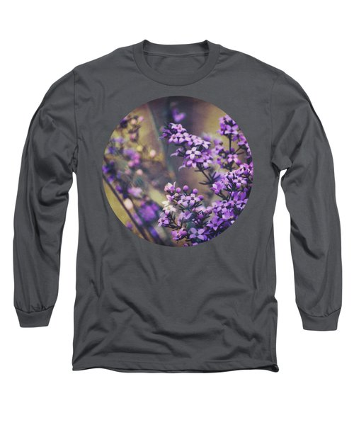 Wild Boronia Long Sleeve T-Shirt