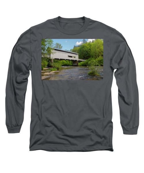 Wild Cat Bridge No. 2 Long Sleeve T-Shirt