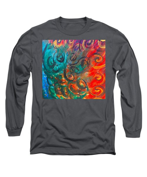 Wild Movement  Long Sleeve T-Shirt