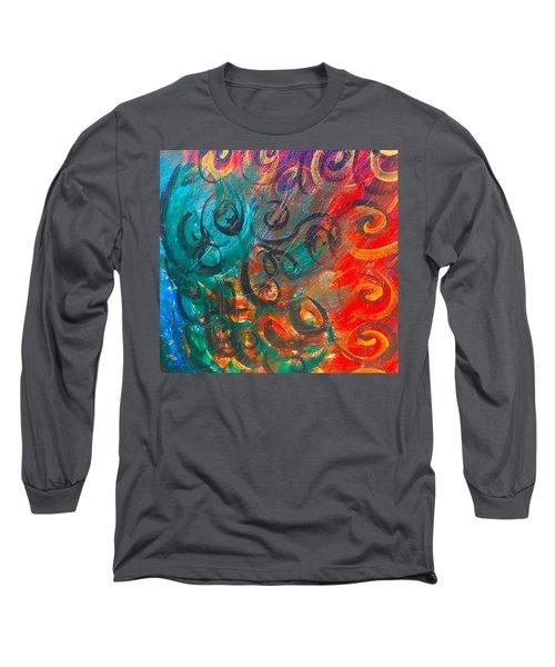 Wild Movement  Long Sleeve T-Shirt