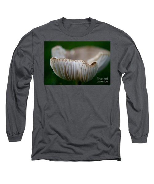 Wild Mushroom-3 Long Sleeve T-Shirt