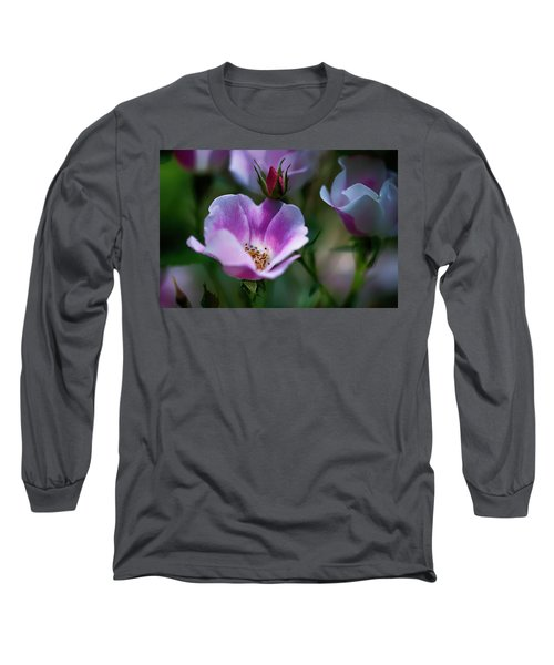 Wild Rose 7 Long Sleeve T-Shirt