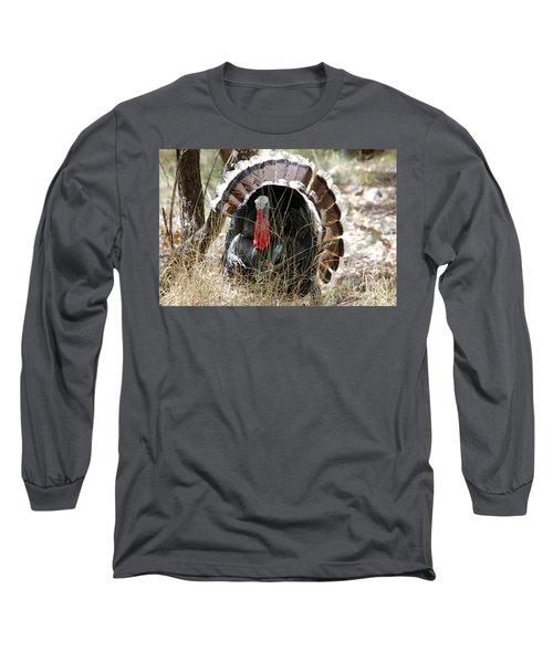 Wild Turkey Long Sleeve T-Shirt