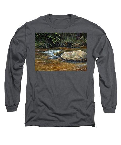 Wilderness Creek Long Sleeve T-Shirt