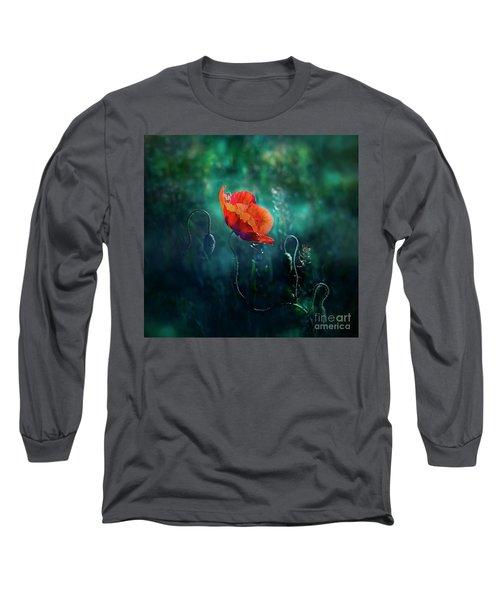 Wildest Dreams Long Sleeve T-Shirt by Agnieszka Mlicka