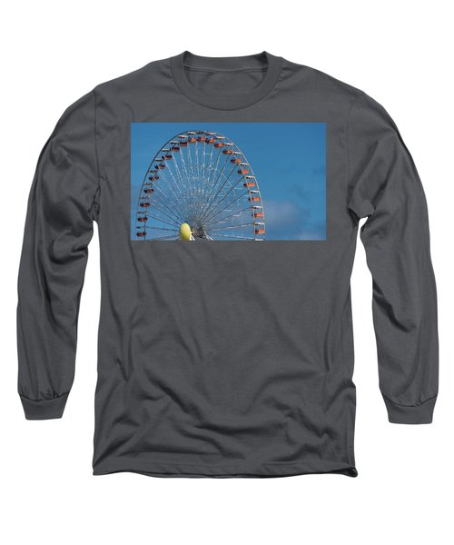 Wildwood Ferris Wheel Long Sleeve T-Shirt