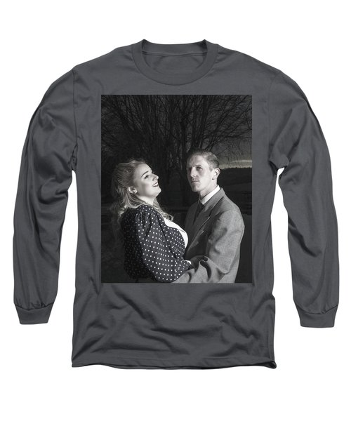 Will It Always Be Like This? Long Sleeve T-Shirt