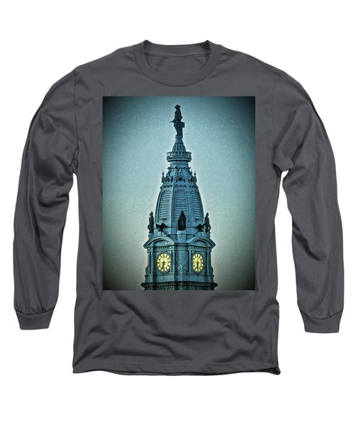 William Penn On Top Long Sleeve T-Shirt