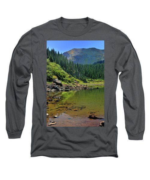 Williams Lake Long Sleeve T-Shirt