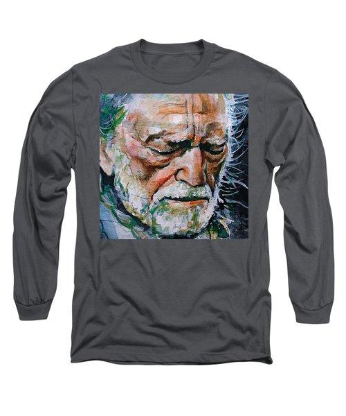 Willie Nelson 7 Long Sleeve T-Shirt