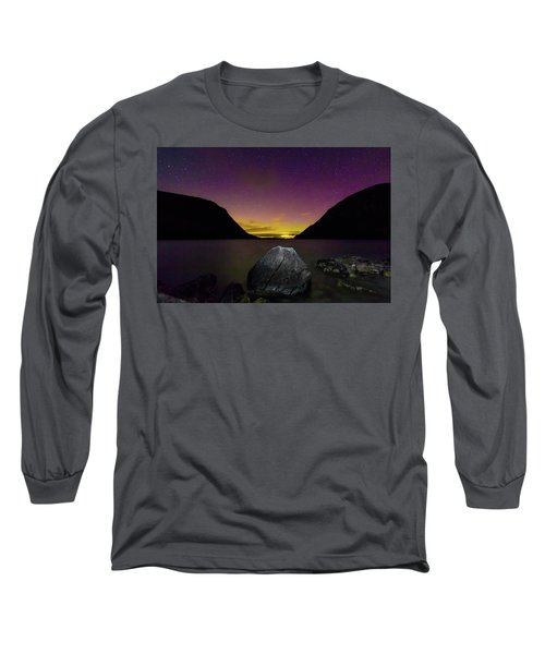 Willoughby Aurora And Boulder Long Sleeve T-Shirt