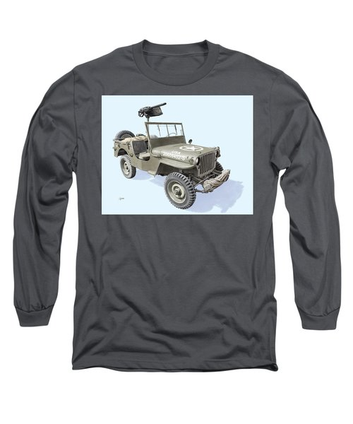Willy Long Sleeve T-Shirt