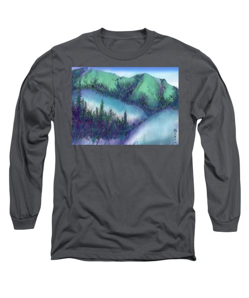 Wilmore Wilderness Area Long Sleeve T-Shirt