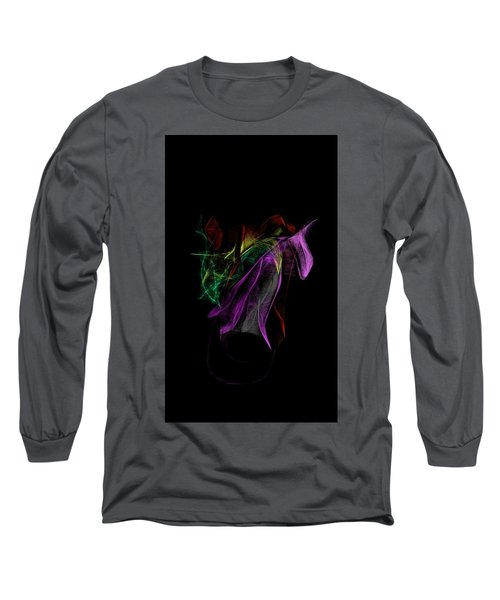 Wilted Tulips Long Sleeve T-Shirt