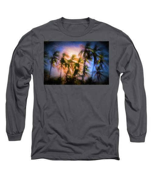 Wind And Palms Long Sleeve T-Shirt