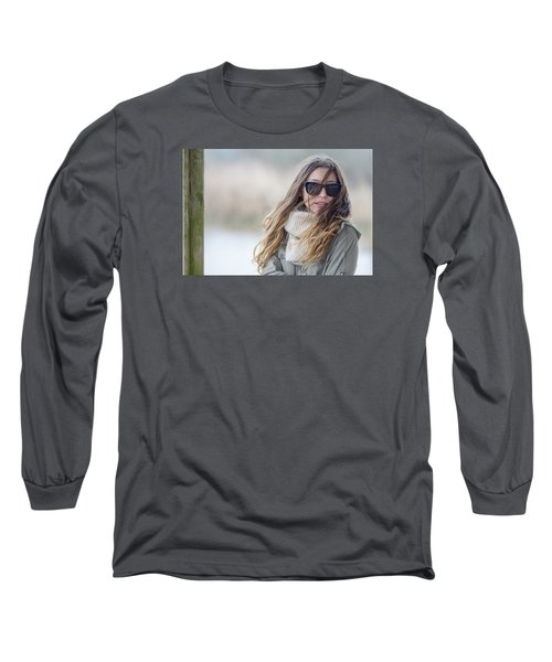 Wind.. Long Sleeve T-Shirt