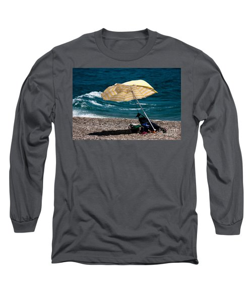 Long Sleeve T-Shirt featuring the photograph Wind  by Bruno Spagnolo