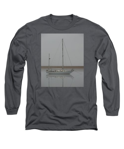 Long Sleeve T-Shirt featuring the photograph Wind Fall by Laura Ragland