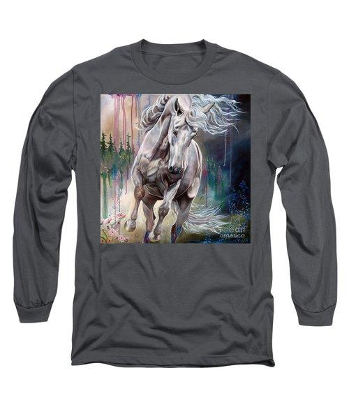 Wind Swept Long Sleeve T-Shirt