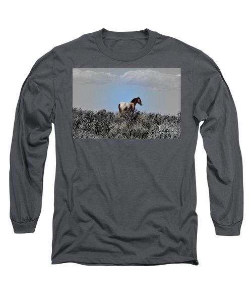 Windblown Long Sleeve T-Shirt