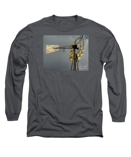 Windmill 1 Long Sleeve T-Shirt
