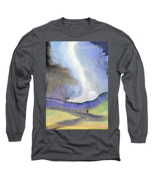 Windmills Of The Mind Long Sleeve T-Shirt